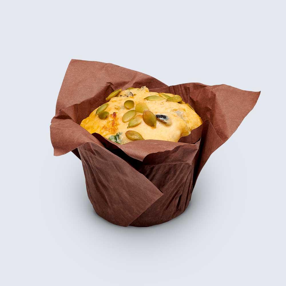 Mediterranean Savoury Muffins