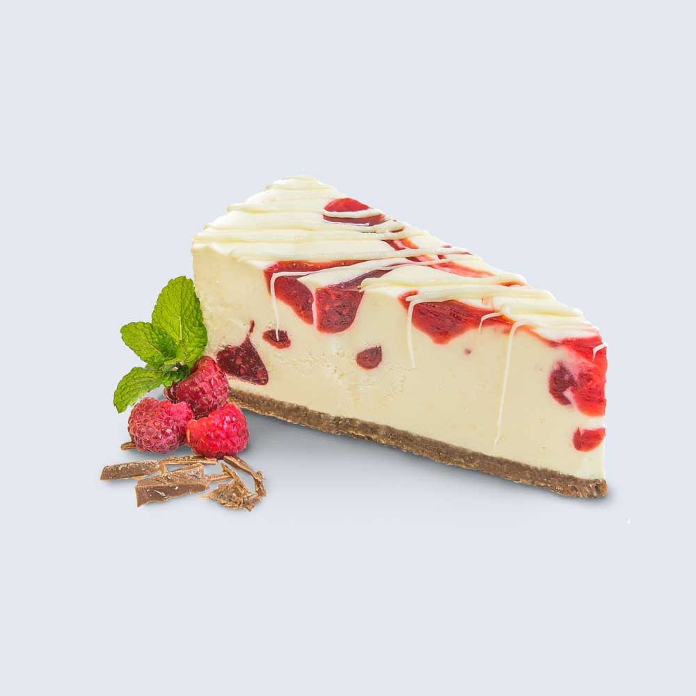 Raspberry and White Chocolate Royale