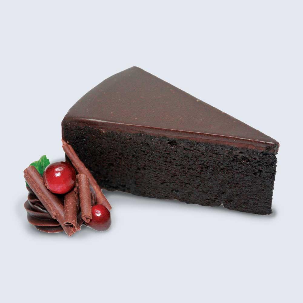Mississippi Mud Cake - High
