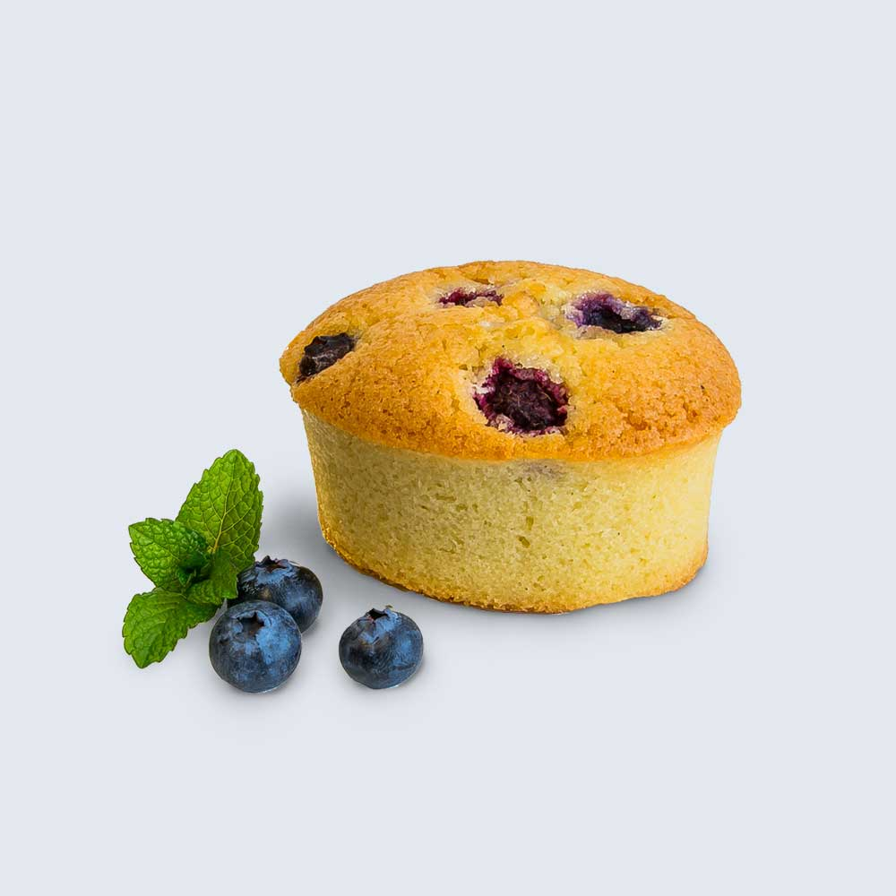 Mixed Berry Friands