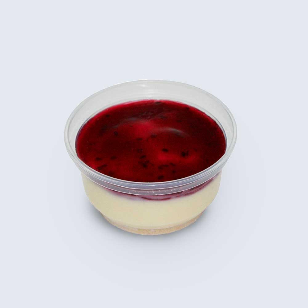 Boysenberry Cheesecake