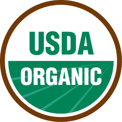 USDA organic logo. Barr Farms in Rhodelia KY provides fresh produce near me