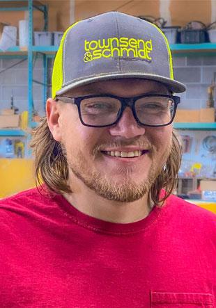 Roberto A. Ortiz (Beto) - Shop Manager - Townsend & Schmidt Masonry