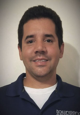 Alexander Morua - Corporate Secretary/Foreman Bricklayer - Townsend & Schmidt Masonry