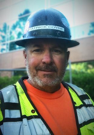 Patrick Coyne - Vice President/Field Superintendent - Townsend & Schmidt Masonry