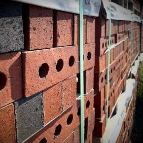 palletized brick