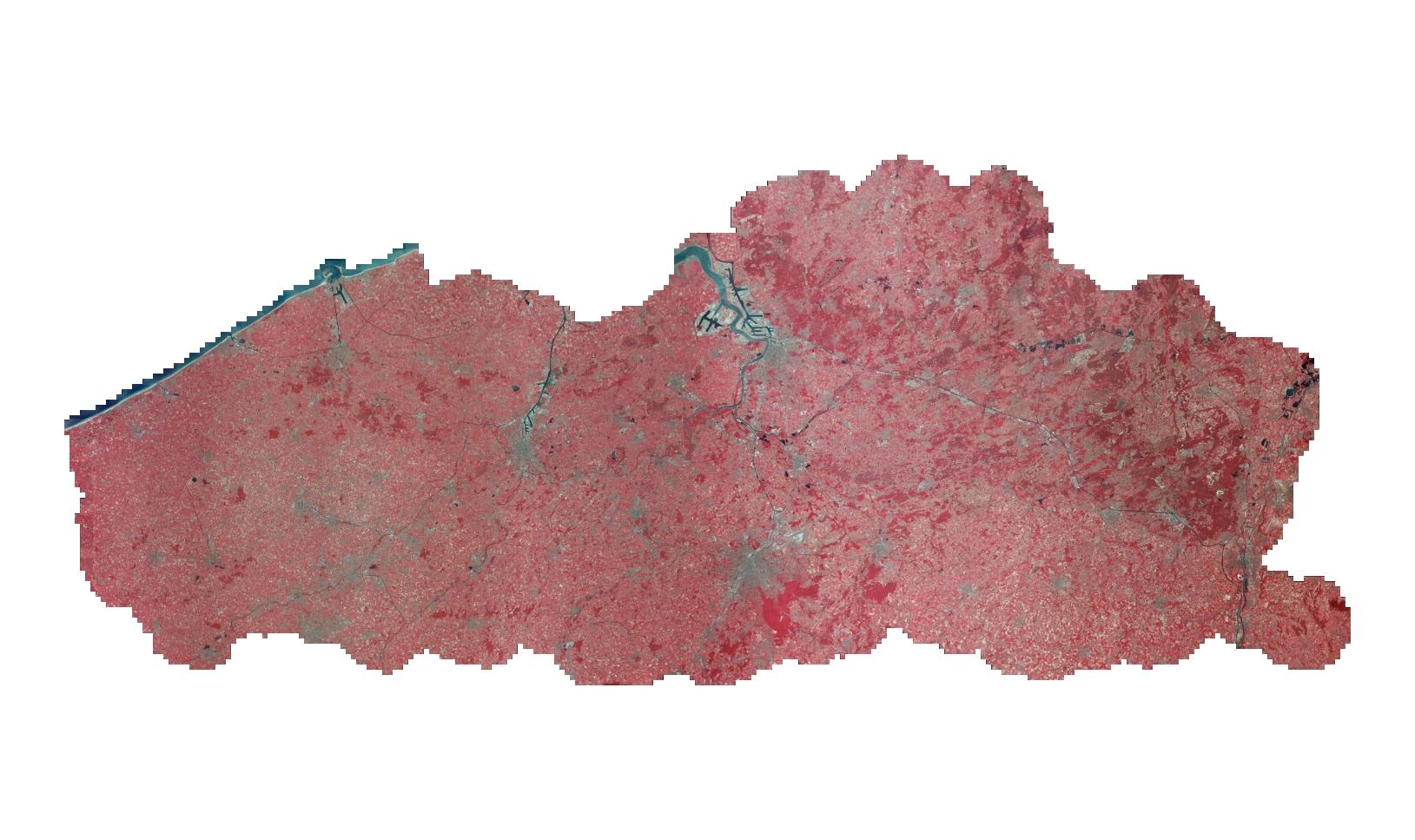 infrared flanders