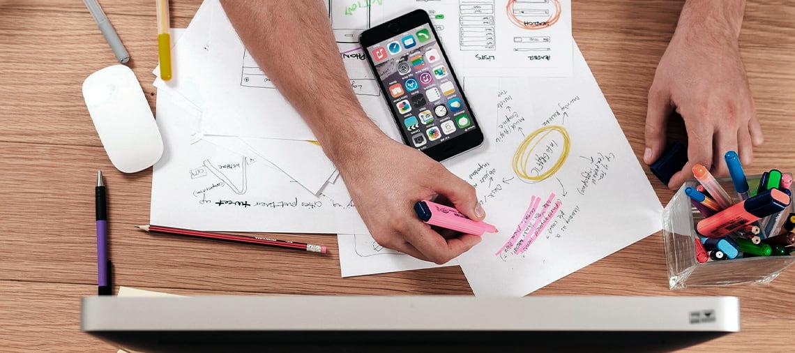 ¿Cuál es la metodología de un Product Design UX/UI?