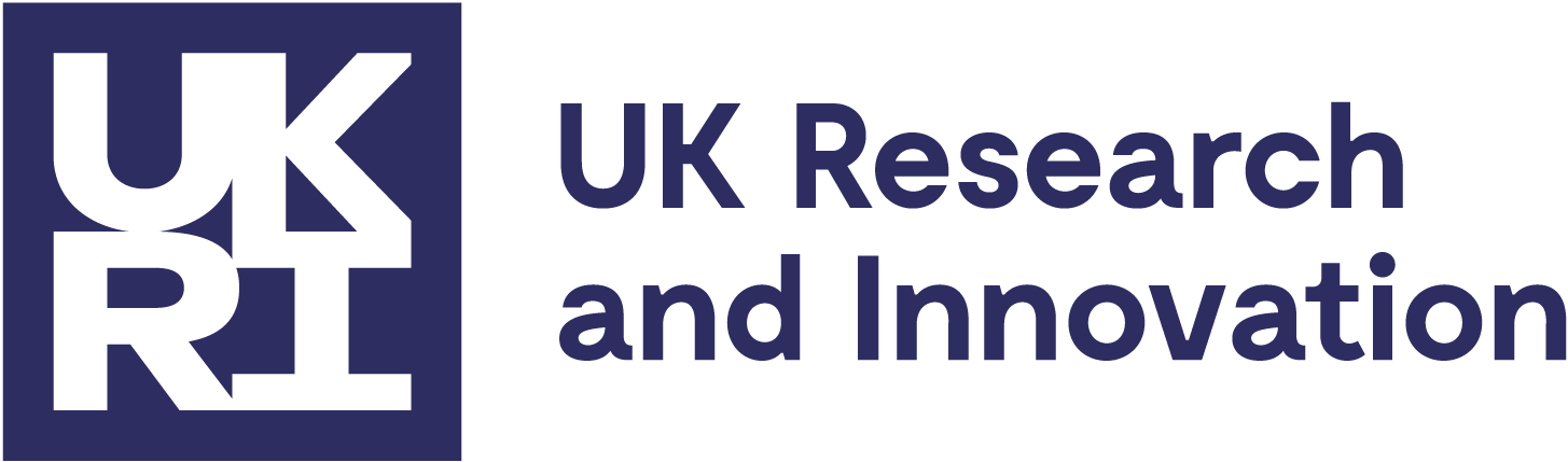 UK Research and Innovation UKRI logo