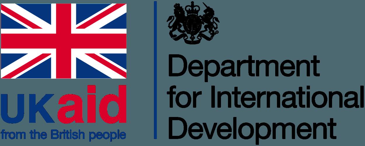 UKAid DFID logo