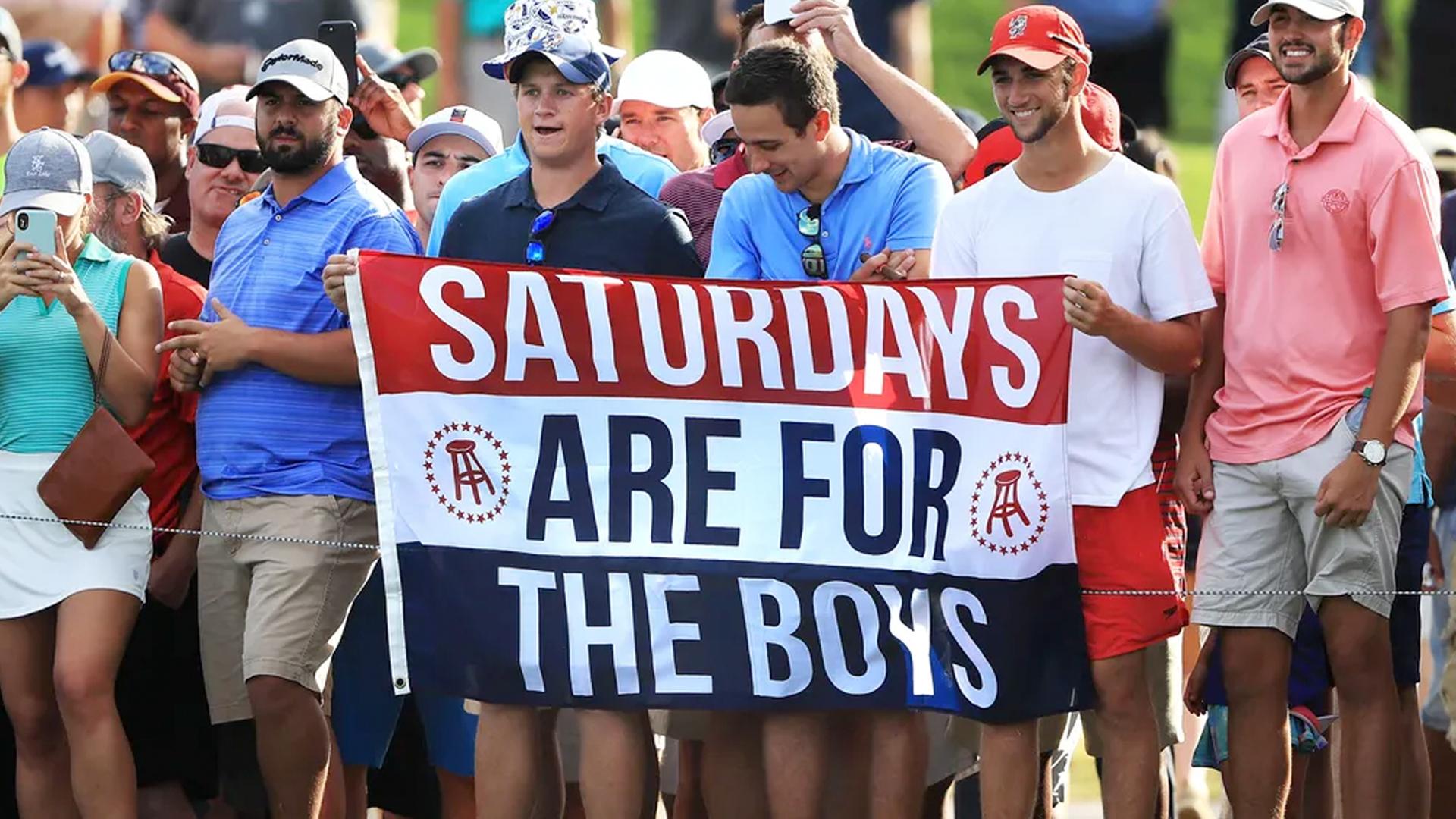saturdays are for the boys flag frat boys