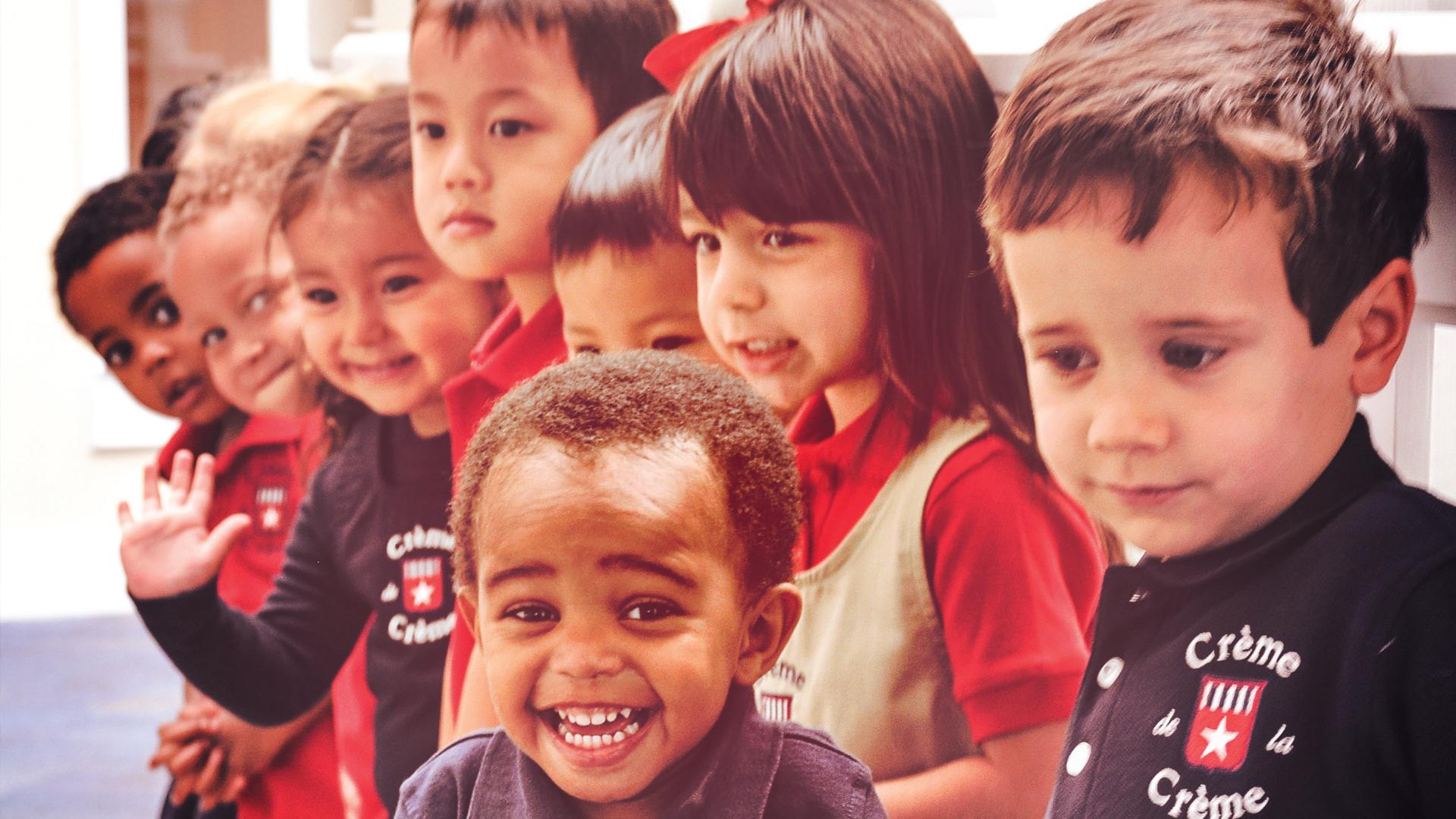 creme de la creme school students diversity