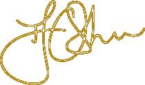 TJ Oshie signature