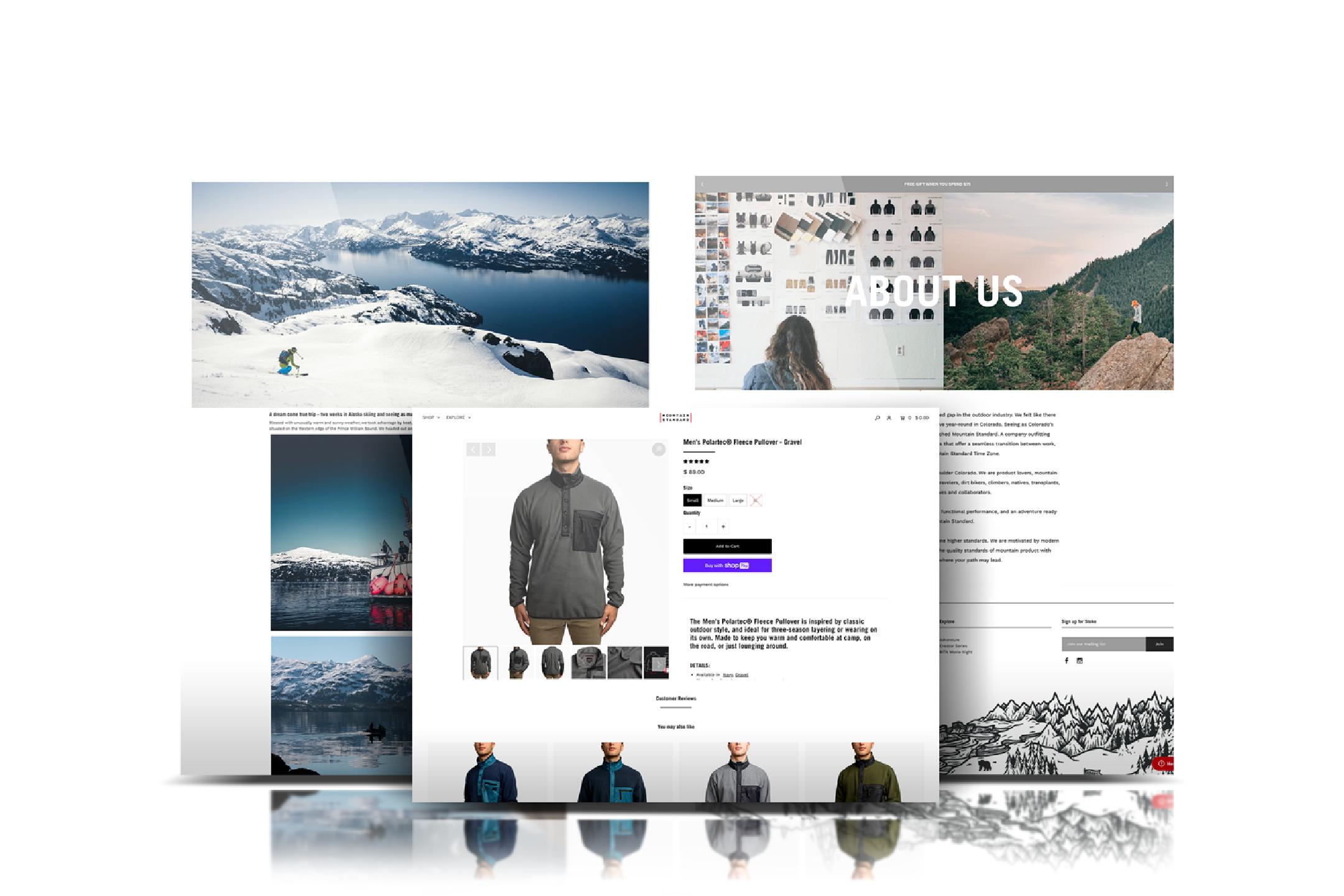 mountain standard website