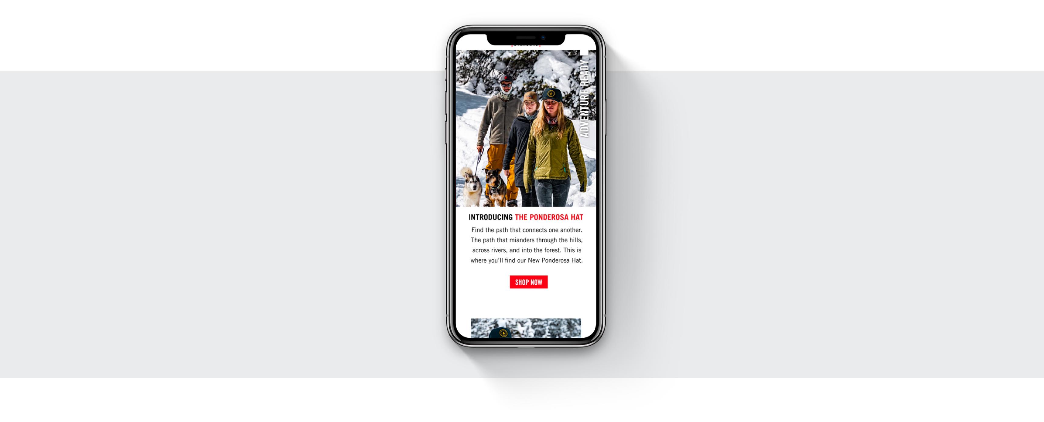 mountain standard mobile web