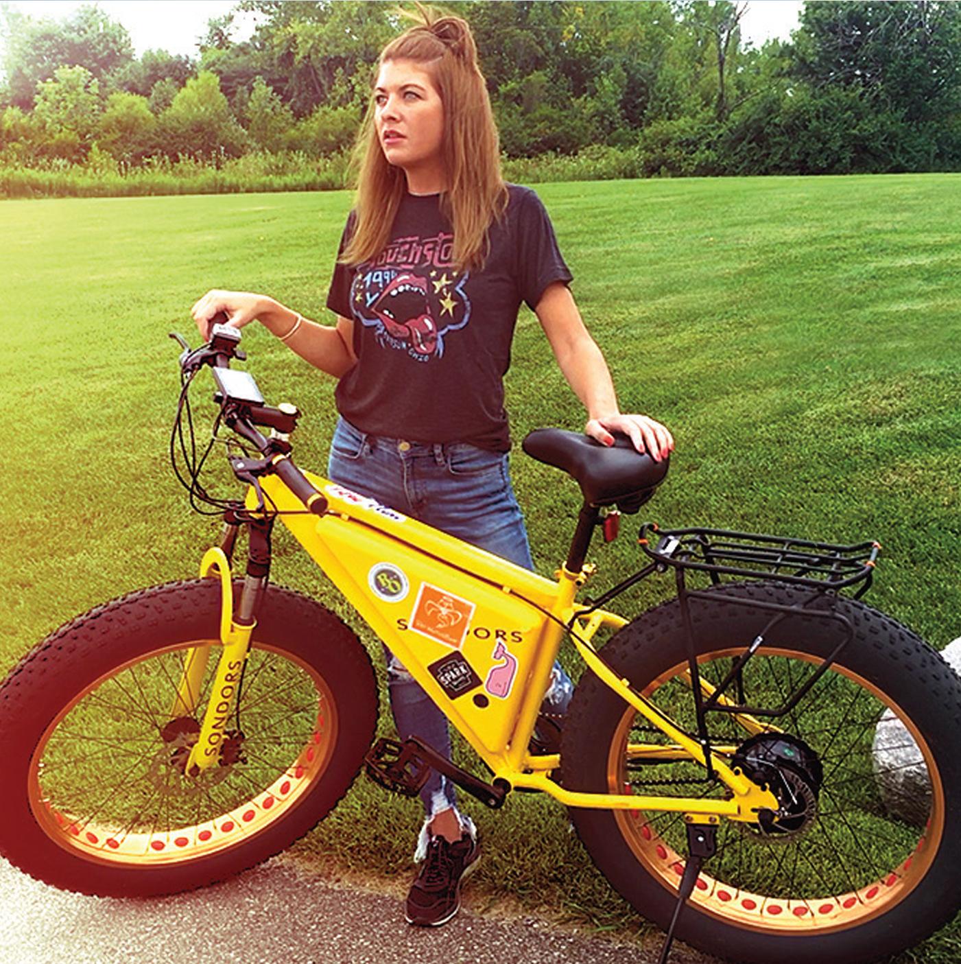 touchstone bike