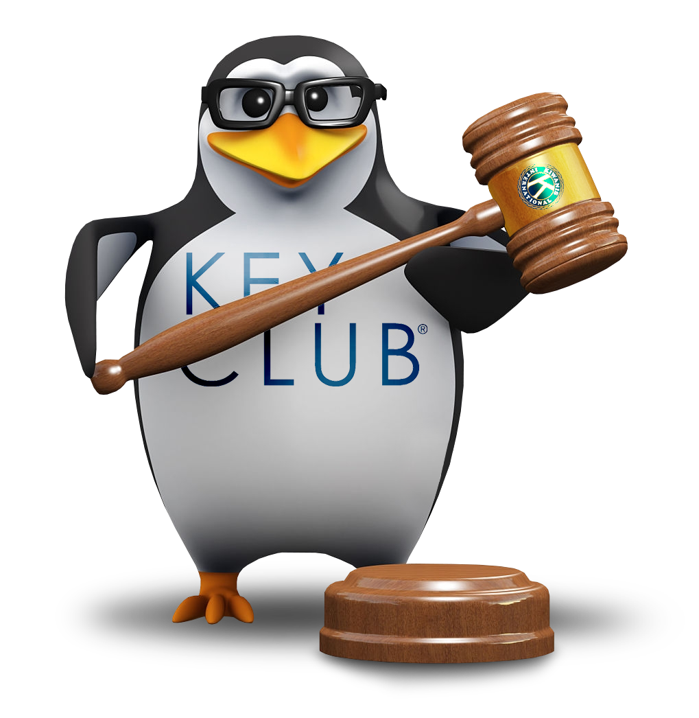 Paco the penguin kiwanis international