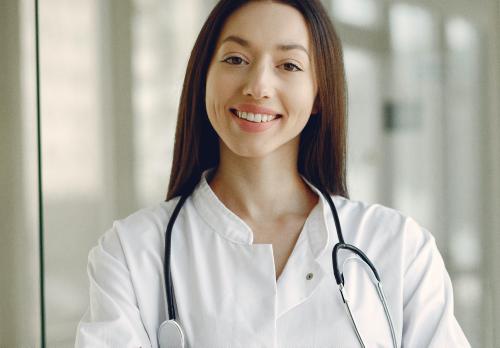 Doctora, sonríe, telemedicina