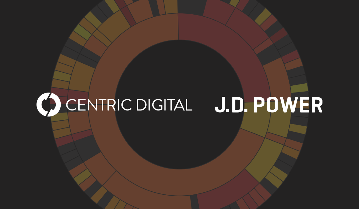 J.D. POWER TEAMS WITH CENTRIC DIGITAL TO EXPAND DIGITAL CUSTOMER EXPERIENCE INTELLIGENCE SOLUTIONS