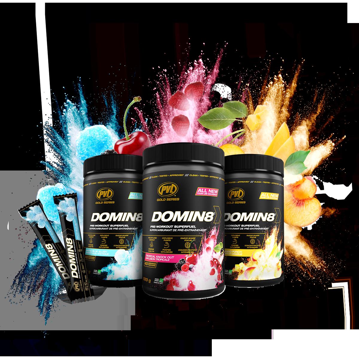 DOMIN8 Flavour Shot