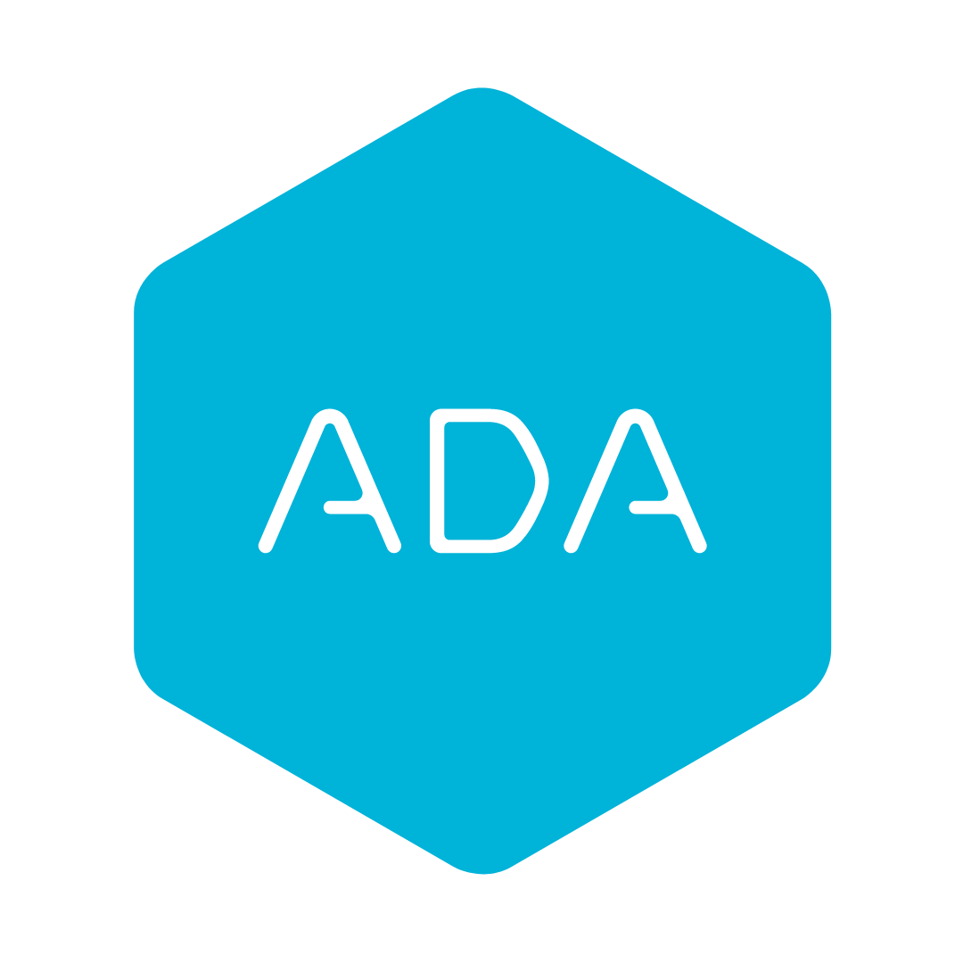 ADA logo in colour