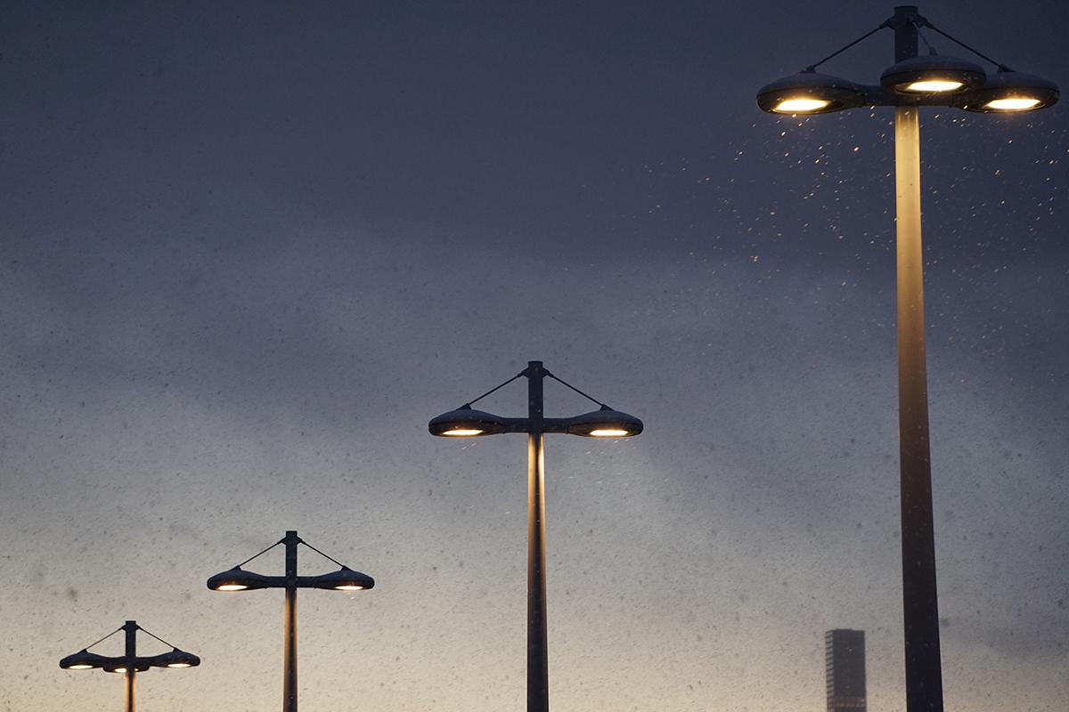 Exati - software de Iluminação pública