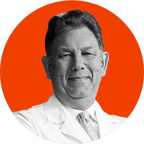 Portrait of Dr. Alan B. Lumsden. Medical Director and Chair of Cardiovascular Surgery at Houston Methodist DeBakey Heart and Vascular Center