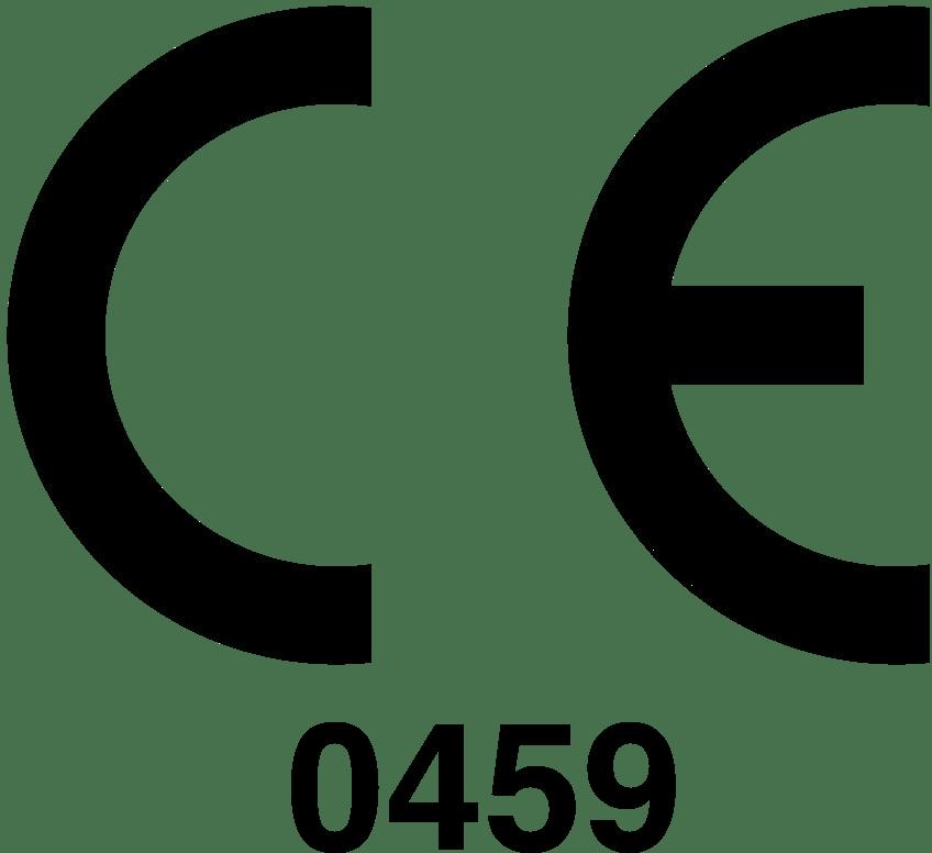 CE 0459 mark