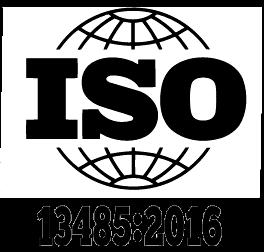 ISO 13485:2015 mark