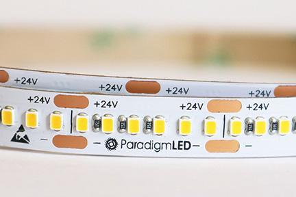 OneFlex Single Row White LED Tape