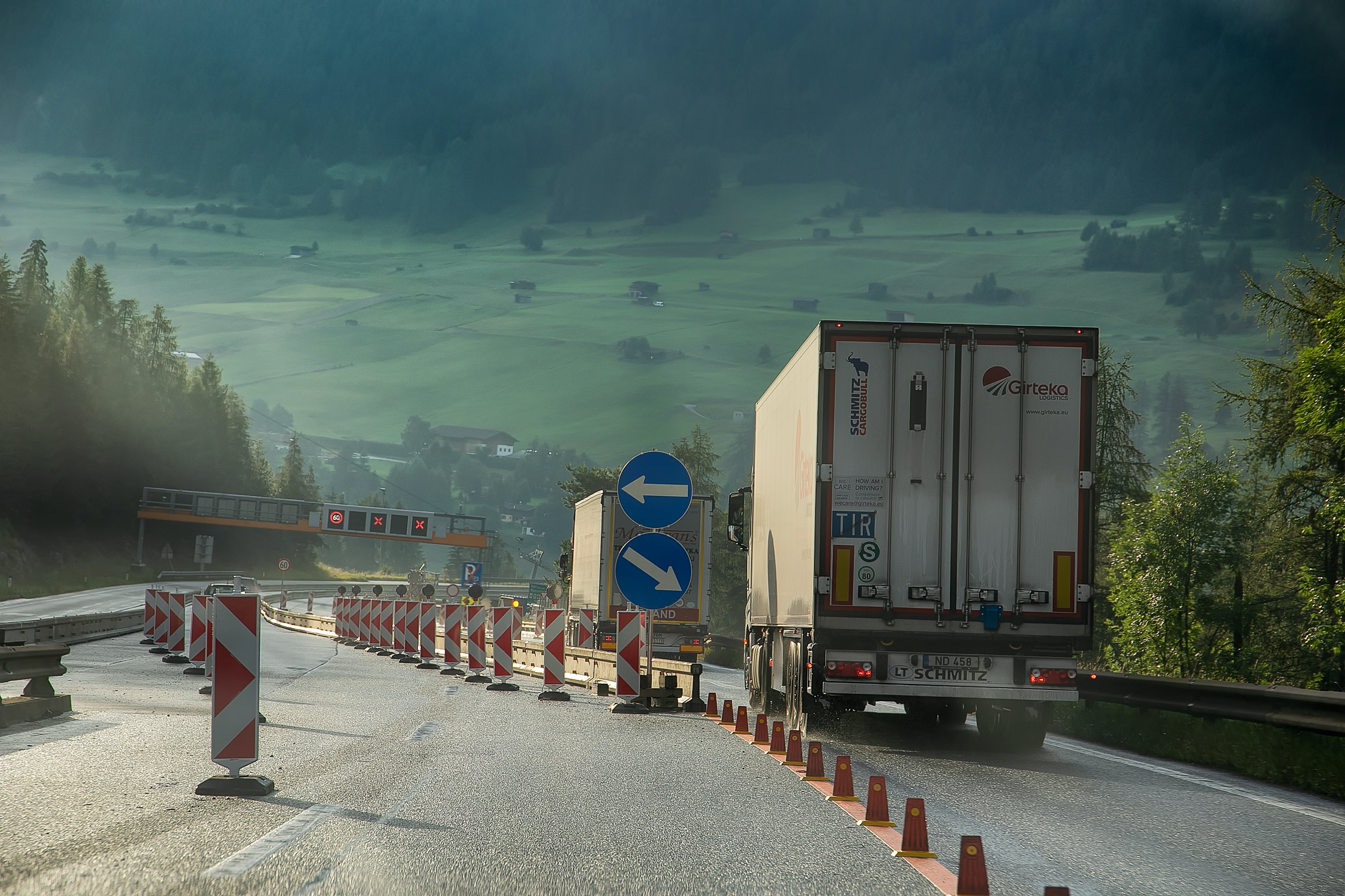 transporte de carga méxico y estados unidos