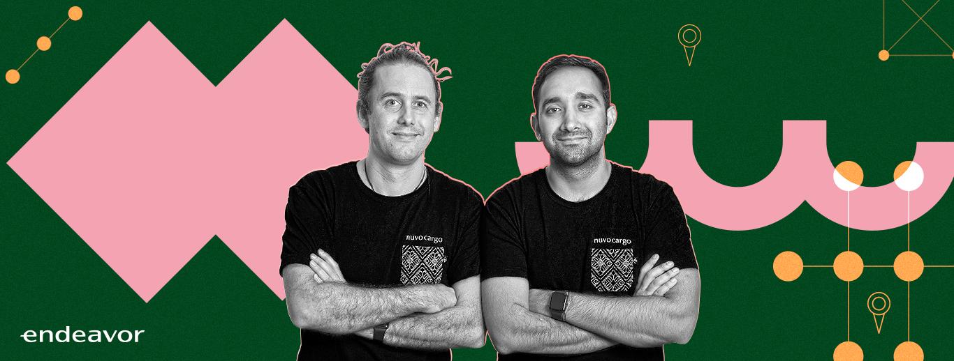 Deepak Chhugani y Sam Blackman emprendedores endeavor