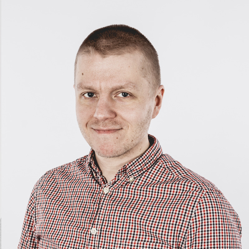 A photo of Aleksis Tulonen