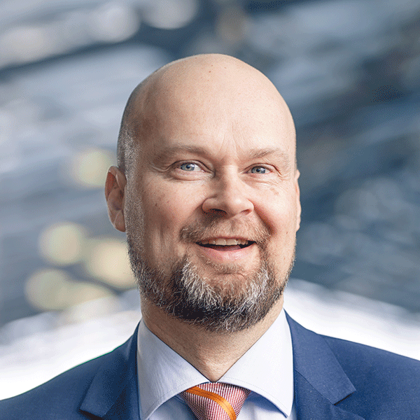 A photo of Janne Kostamo