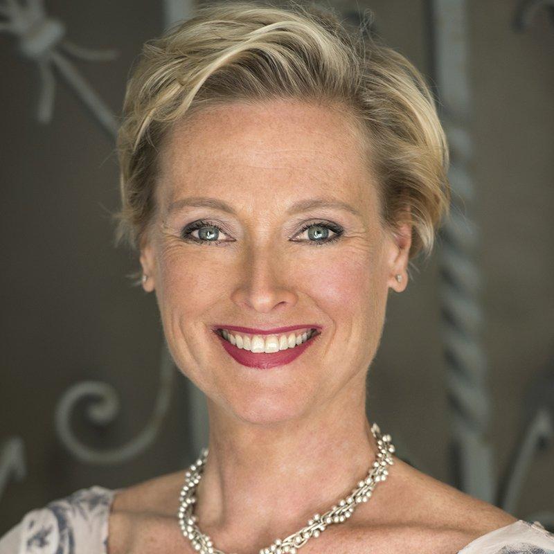 Photo of Anita Luukkanen.