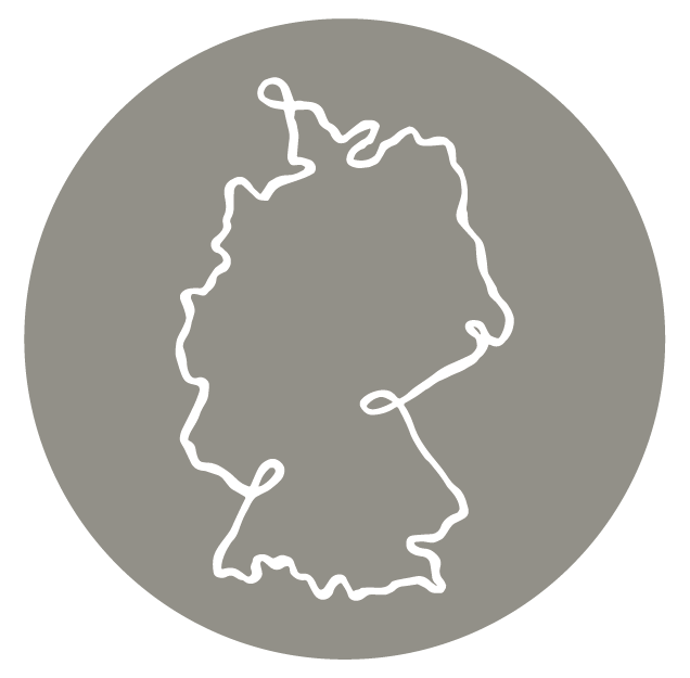 100% Made in Germany Ethisch unbedenkliche Produktionsbedingungen