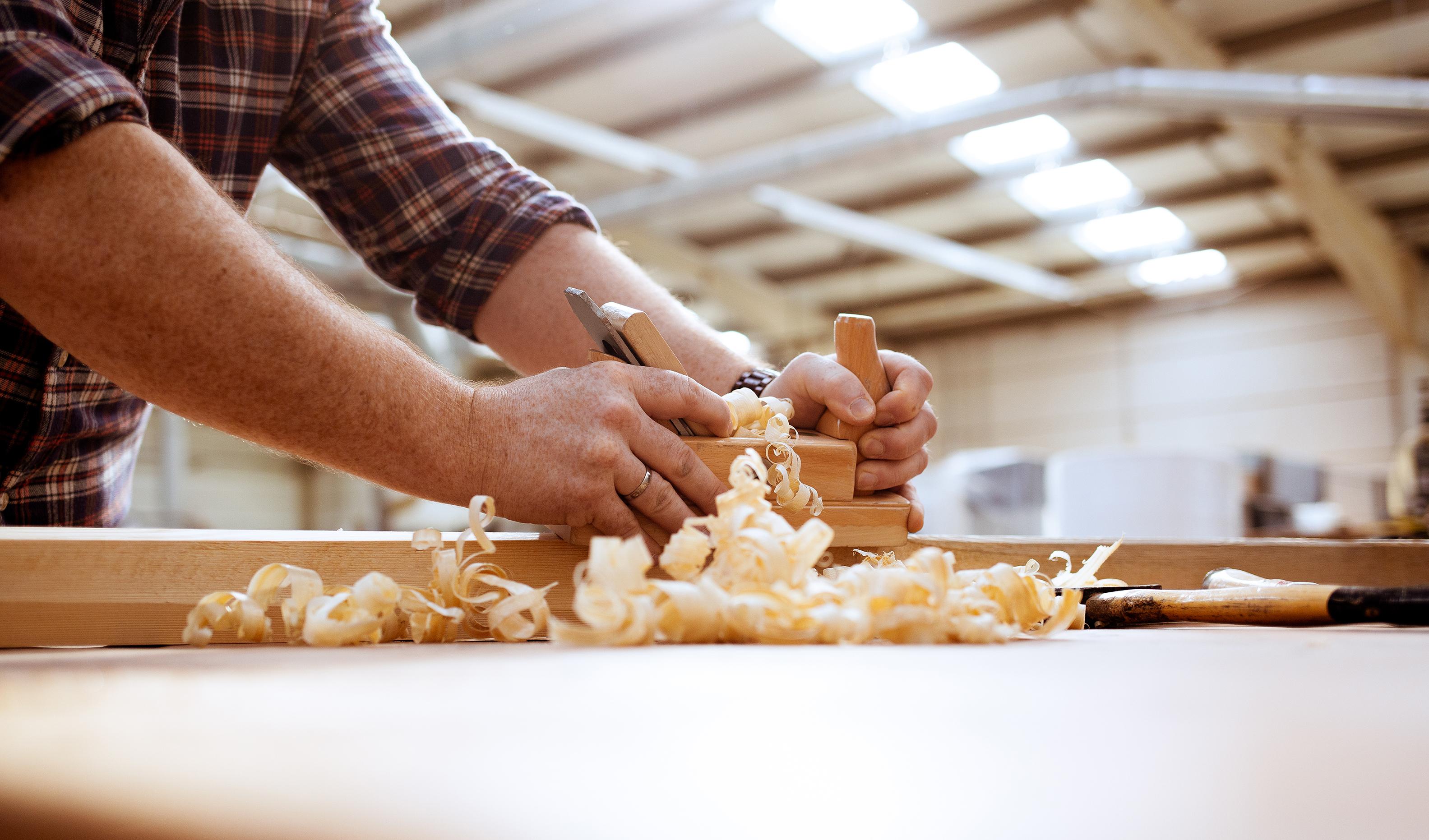 Wir beziehen unser Holz überwiegend aus Deutschland und europäischem Raum.