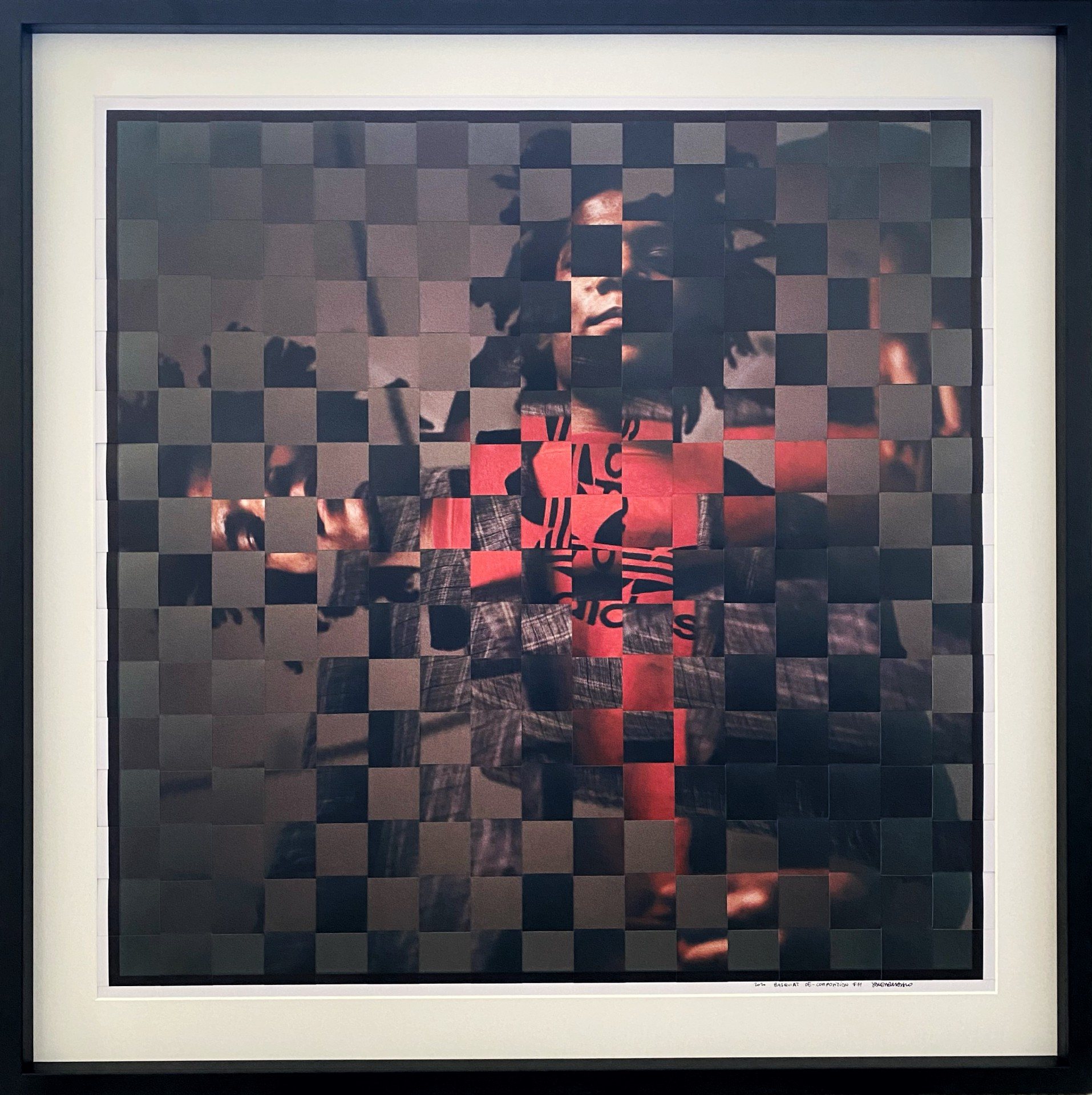Basquiat De-Composition 11