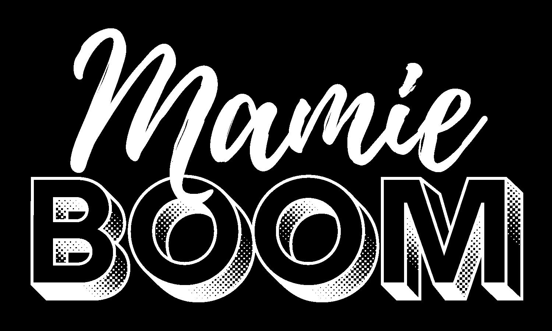 Logo Mamie-Boom blanc
