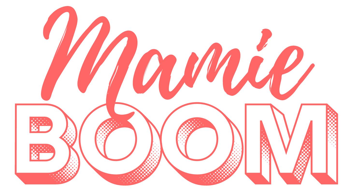 Logo Mamie-Boom