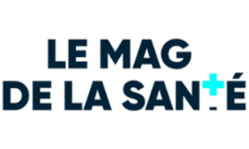 Logo Le Mag de la santé