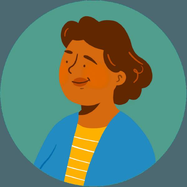 Proche de retraitée