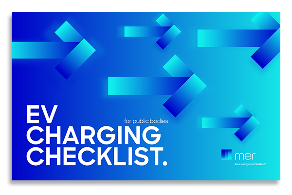 EV charging checklist for local authorities