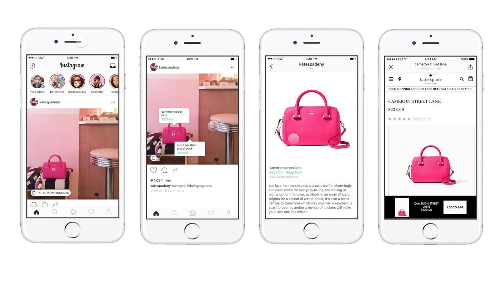 instagram social commerce