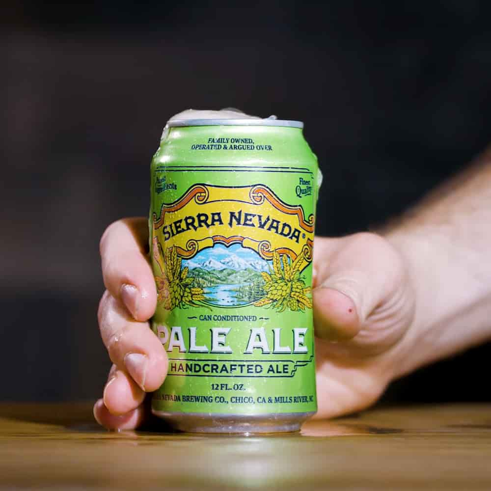 Beer product video