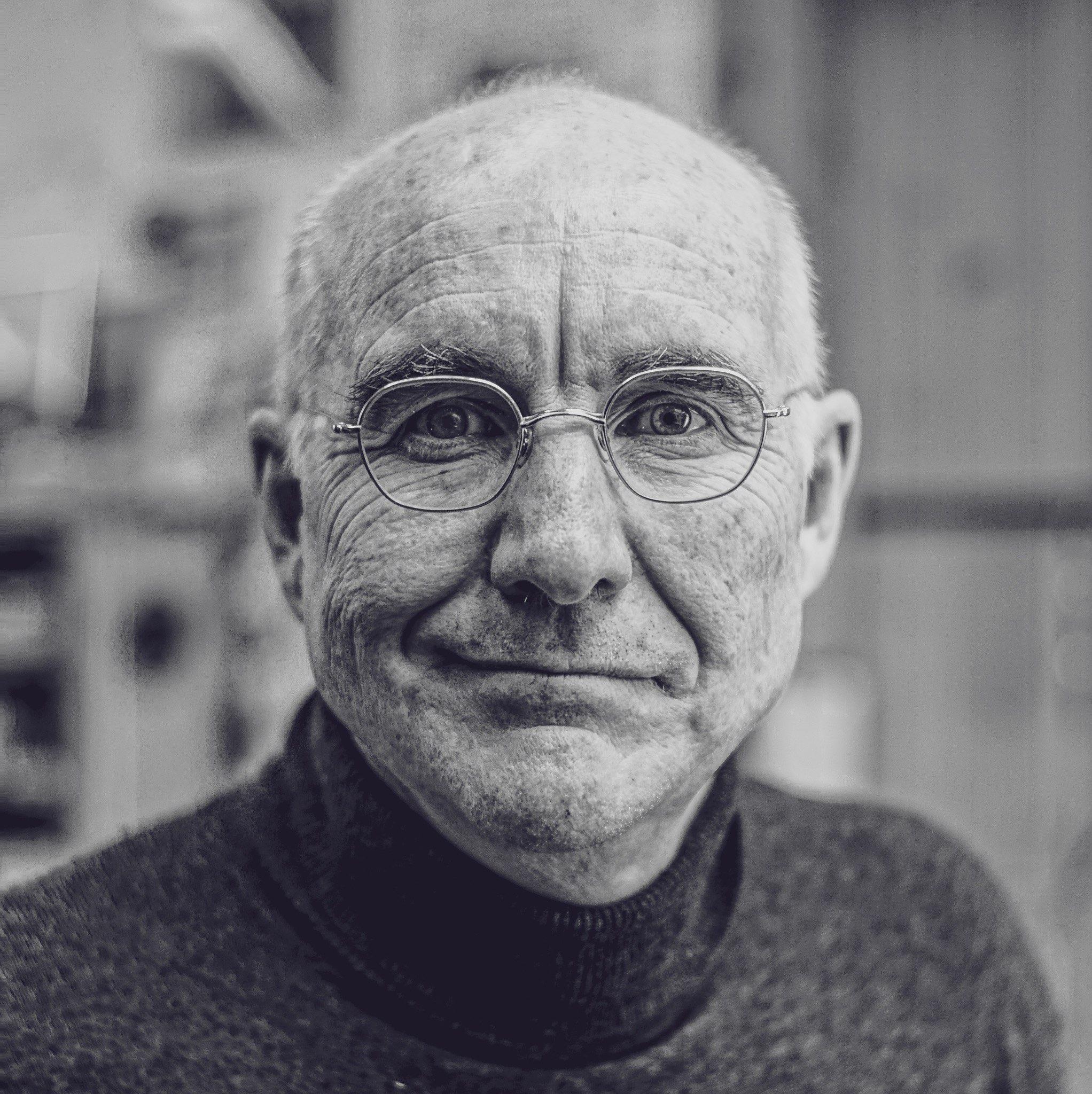 Headshot of Phil Gilbert