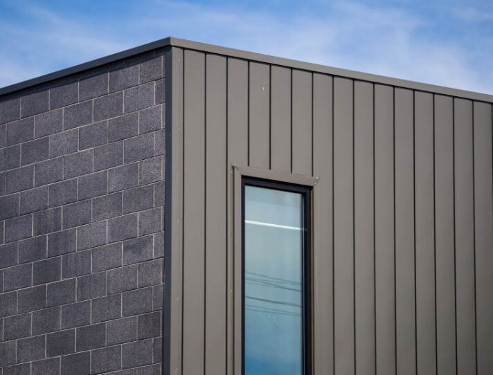 Residential wall cladding