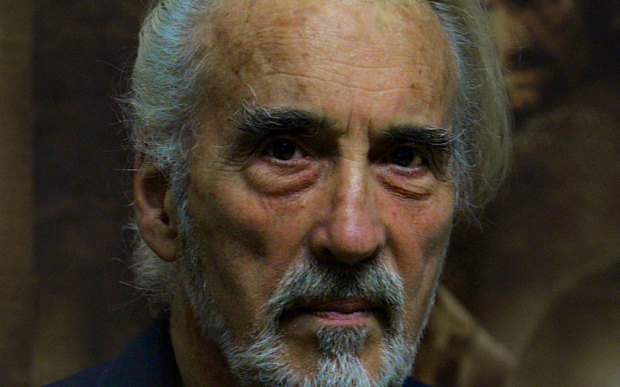 Rest in Peace, Sir Christopher Lee