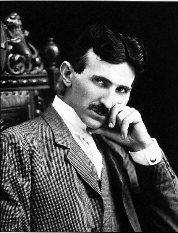 Planetary Portraits - The Astrology of Nikola Tesla