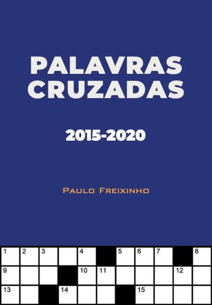 Livro Palavras Cruzadas 2015-2020